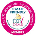 Female Friendly garage from the Foxy Network