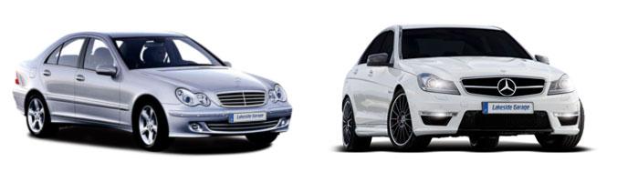 Mercedes servicing, mot and diagnostics