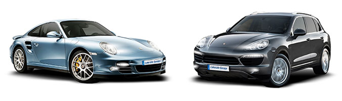 Porsche servicing, mot and diagnostics