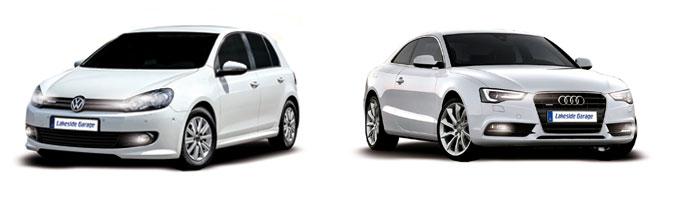 VW Audi servicing, MOTs and diagnostics