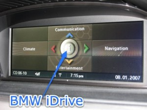 BMW Fibre Optic system repairs and idrive faults | Lakeside