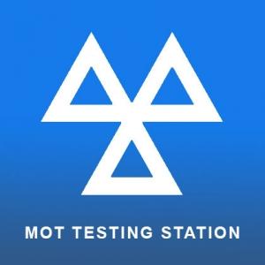 MOT testing station Wraysbury, Staines