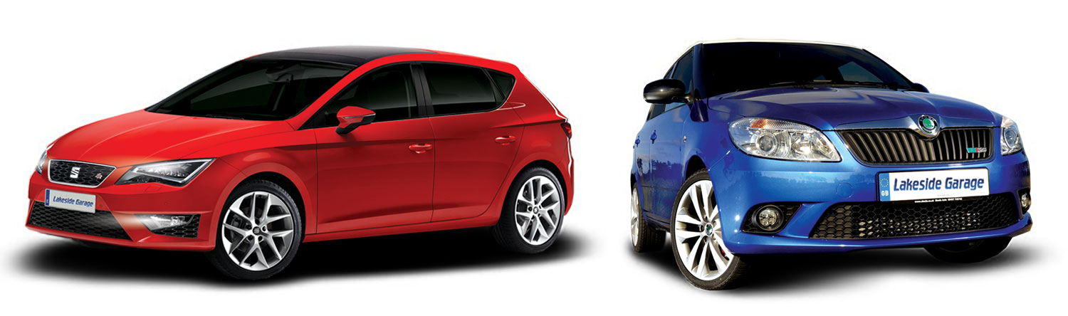 Seat and Skoda servicing, repair and diagnostics