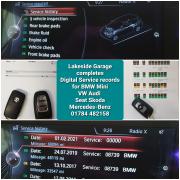 Digital Service Book